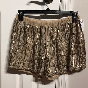 Sequins Embellished Fashion Evening Club Sexy fit